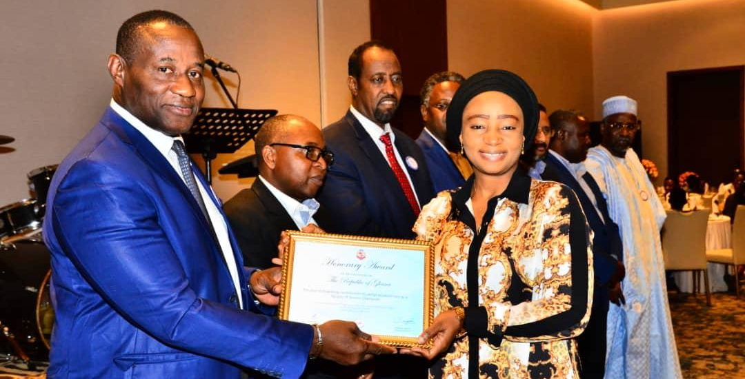 The Pan African Postal Union (PAPU) has awarded Ghana for the country's outstanding contribution